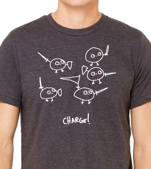 This funny science tshirt comes in many colors including grey tri blend and charcoal tri blend. Available in sizes up to 3x!