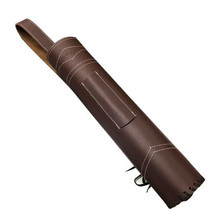 Summit Brown Leather Back Quiver