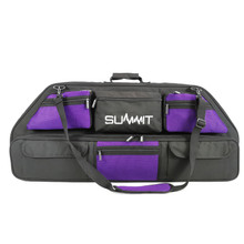 Summit Olympus Bow Case - Purple