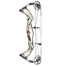 Hoyt Pro Defiant Compound Bow - Buckskin