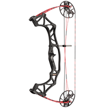 Hoyt Klash Compound Bow - Red Ember