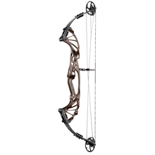 Hoyt Prevail Compound Bow - Brown (Matte Finish)