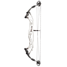 Hoyt Prevail Compound Bow - White (Painted)