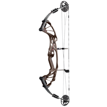 Hoyt Prevail FX Compound Bow - Brown (Matte Finish)