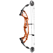 Hoyt Prevail FX Compound Bow - Orange (Matte Finish)