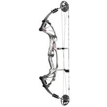 Hoyt Prevail FX Compound Bow - Silver Ice (Matte Finish)