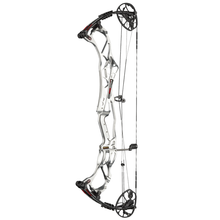 Hoyt Pro Force Compound Bow - Silver Ice (Matte Finish)