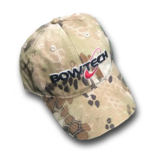 Bow Tech Spotted Camo Cap