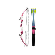 Genesis Mini Bow Kit - Pink Camo