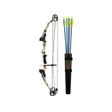Genesis Mini Bow Kit - White Camo