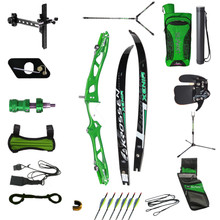 Krossen Xenia Entry Level Competition Package - Green