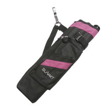 Summit 3 Tube Clip On Quiver - Pink