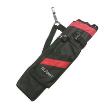 Summit 3 Tube Clip On Quiver - Red