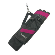 Summit 3 Tube Clip On Quiver - Purple