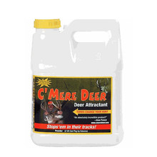 C'mere Deer 1/2 Gallon Deer Attractant