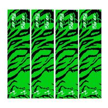 Bohning Blazer Tiger Arrow Wraps - Green