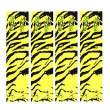 Bohning Blazer Tiger Arrow Wraps - Yellow