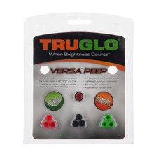 TruGlo Versa Peep Sight