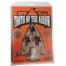 Tooth of the Arrow Broadheads