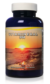 VITAMINERAL PM Formula Advanced Multivitamin (60 ct)