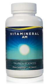 VITAMINERAL AM Formula Advanced Multivitamin (60 ct)