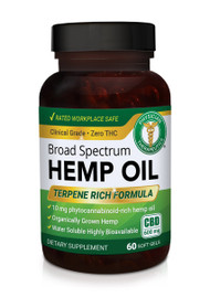 PCR Hemp Oil