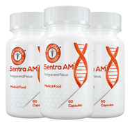 Sentra AM® is a specially formulated Medical Food intended for the dietary management of the altered metabolic processes associated with fatigue and cognitive disorders.