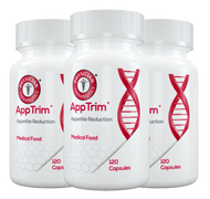 AppTrim® is a specially formulated Medical Food, intended for the dietary management of the altered metabolic processes associated with obesity, morbid obesity, and metabolic syndrome.