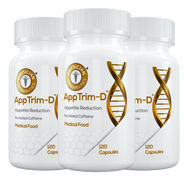 AppTrim-D® is a specially formulated Medical Food, intended for the dietary management of the altered metabolic processes associated with obesity, morbid obesity, and metabolic syndrome.