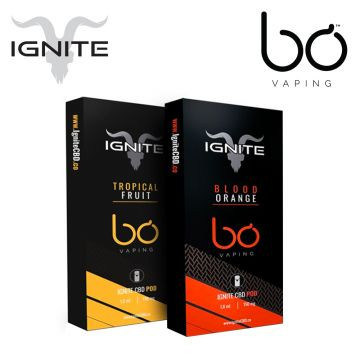 ignite cbd gummies review
