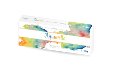 Solotica Aquarella beauty contact lenses