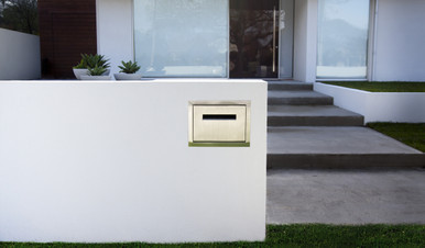 316 Stainless Steel Parcel box Letterbox