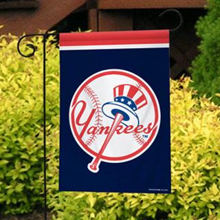 Licensed Sports Garden Flags