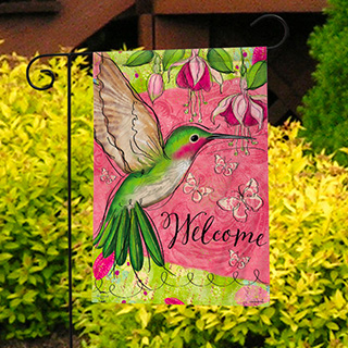 Decorative Garden Flags