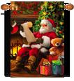 Christmas Decorative Flags