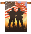 Military Decorative Flags