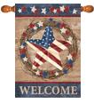 Patriotic Decorative Flags