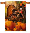 Thanksgiving Decorative Flags