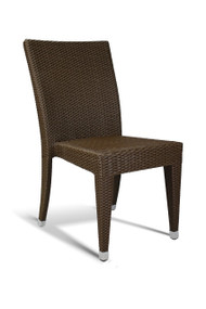 Gar Asbury Outdoor Stacking Side Chair
