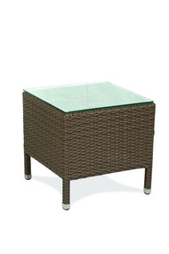 Gar Avon Outdoor Woven End Table