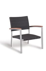 Gar Bayhead Woven Outdoor Lounge Chair