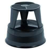 Cramer Rolling Kik Step Stool 1001-92 - Black