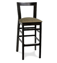 Gar Series 09 Barstool with Padded Seat