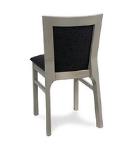 Gar Series 09 Side Chair with Padded Seat and Padded Back