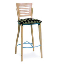 Gar Series 1650 Barstool with Padded Seat