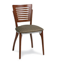 Gar Series 1650 Side Chair with Padded Seat