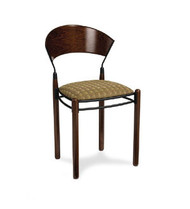 Gar Series 305 Side Chair with Padded Seat