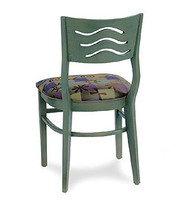 Gar Series 9634 Side Chair with Padded Seat