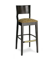 Gar Series 9635 Barstool with Padded Seat