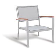 Gar Bayhead Performance Weave Outdoor Lounge Chair